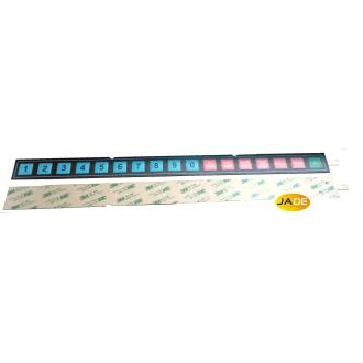 Clavier MiniDart V3, Séries V4 (Membrane 3M Longue)