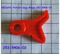 Gâchette Pistolet Sega Rouge 253-5406-02