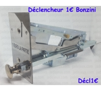 Déclencheur 1€ Bonzini