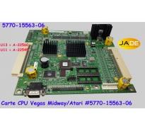 Carte CPU Vegas Midway/Atari 5770-15563-06