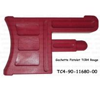 Gachette pour Pistolet TCR4 Rouge