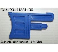 Gachette pour Pistolet TCR4 Bleu
