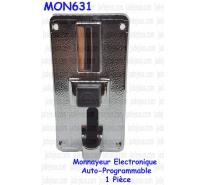 Monnayeur Electronique Auto-Programmable 1 Pièce