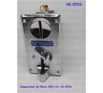 Comparateur de Pièces WEI-YA, HI-07CS