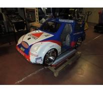 Kiddie Ride NASCAR
