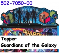 Topper Guardians of the Galaxy, 502-7050-00