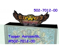 Topper Aerosmith, 502-7012-00