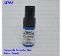 Pinceau de Retouche Bleu, Joueur Bonzini