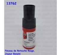 Pinceau de Retouche Rouge, Joueur Bonzini