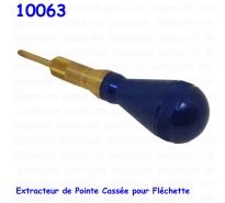 Extracteur de Pointe Cassée pour Fléchette