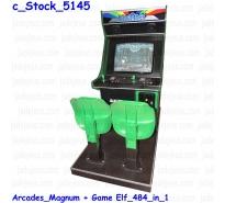 Borne Arcades Magnum + Game Elf 484
