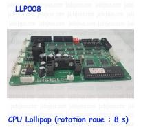CPU Lollipop (rotation roue : 8 s)
