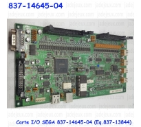 Carte I/O SEGA 837-14645-04 (Eq.837-13844)