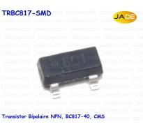 Transistor Bipolaire NPN, BC817-40, CMS