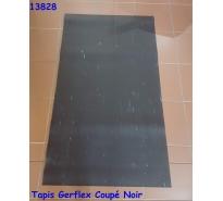Tapis Gerflex Coupé Noir BONZINI