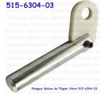 Plongeur Bobine de Flipper Stern 515-6304-03