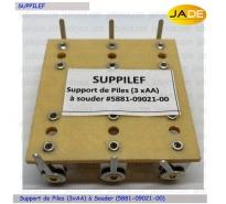 Support de Piles (3xAA) à Souder (5881-09021-00)