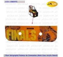 Plexi Sérigraphié Panneau de Commandes (Main Case Acrylic Board)