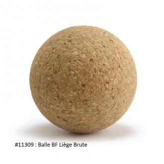 Balle Baby-Foot Liège Brute par 10