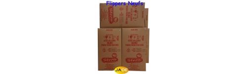 Flippers Neufs