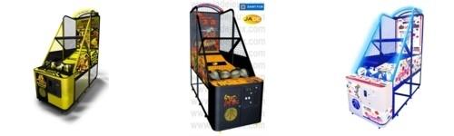 BasketBall : Street Basketball, Sonic Basketball, Pacman Basketball